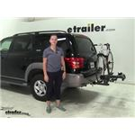 Kuat  Hitch Bike Racks Review - 2002 Toyota Sequoia