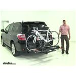 Kuat  Hitch Bike Racks Review - 2008 Toyota Highlander