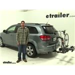 Kuat  Hitch Bike Racks Review - 2010 Dodge Journey