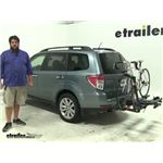 Kuat  Hitch Bike Racks Review - 2011 Subaru Forester