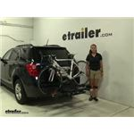 Kuat  Hitch Bike Racks Review - 2012 Chevrolet Equinox