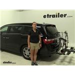 Kuat  Hitch Bike Racks Review - 2012 Honda Odyssey