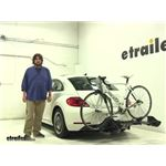 Kuat  Hitch Bike Racks Review - 2012 Volkswagen Beetle