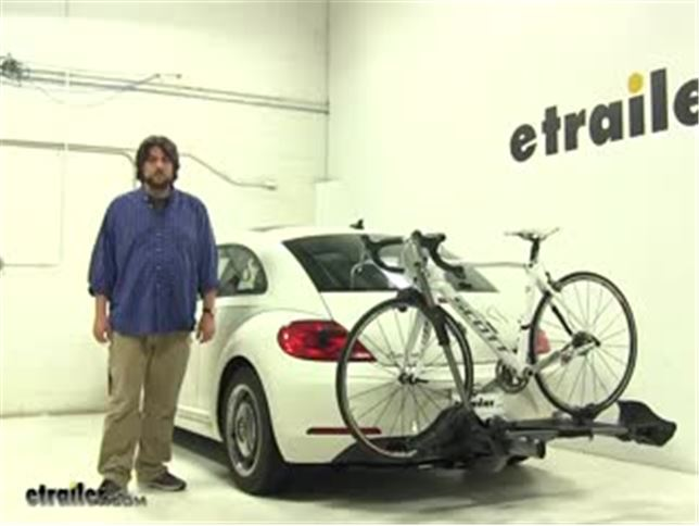 Kuat Hitch Bike Racks Review 2017 Volkswagen Beetle Video Etrailer