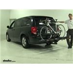Kuat  Hitch Bike Racks Review - 2013 Dodge Grand Caravan