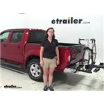 Kuat  Hitch Bike Racks Review - 2013 Nissan Frontier