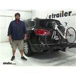 Kuat  Hitch Bike Racks Review - 2014 Buick Enclave