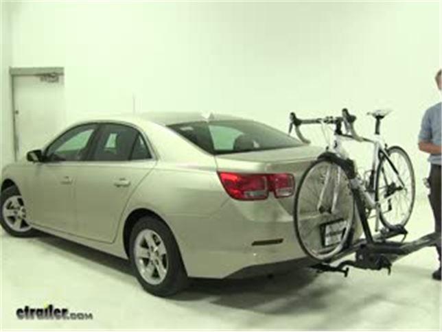 Kuat Hitch Bike Racks Review   2014 Chevrolet Malibu Video | Etrailer.com