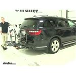 Kuat  Hitch Bike Racks Review - 2014 Dodge Durango
