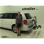 Kuat  Hitch Bike Racks Review - 2014 Dodge Grand Caravan