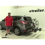 Kuat  Hitch Bike Racks Review - 2014 Ford Escape