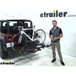 Kuat Hitch Bike Racks Review - 2014 Jeep Wrangler