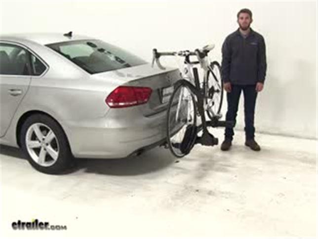 Hitch Bike Rack Reviews >> Kuat Transfer 1 Bike Platform Rack 1 1 4 And 2 Hitches Wheel Mount Tilting Black