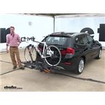 Kuat  Hitch Bike Racks Review - 2015 BMW X1