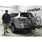 Kuat  Hitch Bike Racks Review - 2015 Chevrolet Traverse