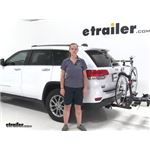 Kuat  Hitch Bike Racks Review - 2015 Jeep Grand Cherokee