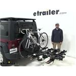 Kuat Hitch Bike Racks Review - 2015 Jeep Wrangler Unlimited