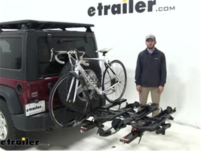 Jeep Wrangler Bike Rack >> Kuat Nv 2 0 4 Bike Platform Rack 2 Hitches Tilting Metallic Black