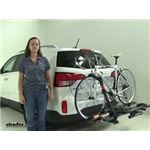 Kuat  Hitch Bike Racks Review - 2015 Kia Sorento
