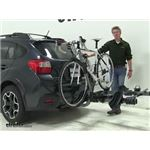 Kuat  Hitch Bike Racks Review - 2015 Subaru XV Crosstrek