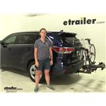 Kuat  Hitch Bike Racks Review - 2015 Toyota Highlander