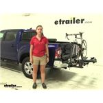 Kuat  Hitch Bike Racks Review - 2015 Toyota Tacoma