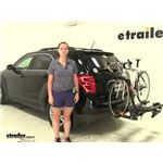 Kuat  Hitch Bike Racks Review - 2016 Chevrolet Equinox