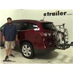Kuat  Hitch Bike Racks Review - 2016 Chevrolet Traverse