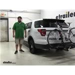 Kuat  Hitch Bike Racks Review - 2016 Ford Explorer