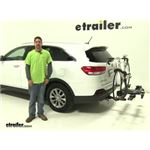 Kuat  Hitch Bike Racks Review - 2016 Kia Sorento