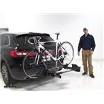 Kuat  Hitch Bike Racks Review - 2016 Lincoln MKX