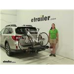 Kuat  Hitch Bike Racks Review - 2016 Subaru Outback Wagon