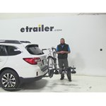 Kuat  Hitch Bike Racks Review - 2016 Subaru Outback Wagon