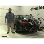 Kuat  Hitch Bike Racks Review - 2016 Toyota Camry