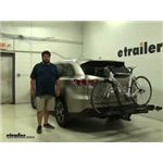 Kuat  Hitch Bike Racks Review - 2016 Toyota Highlander