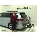 Kuat  Hitch Bike Racks Review - 2016 Toyota Sienna