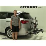 Kuat  Hitch Bike Racks Review - 2017 Kia Sedona