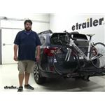Kuat  Hitch Bike Racks Review - 2017 Subaru Outback Wagon