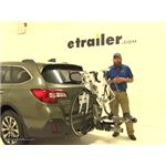 Kuat  Hitch Bike Racks Review - 2018 Subaru Outback Wagon
