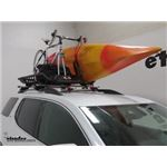 Kuat Mini Skinny Roof Cargo Basket and Bike Carrier Review