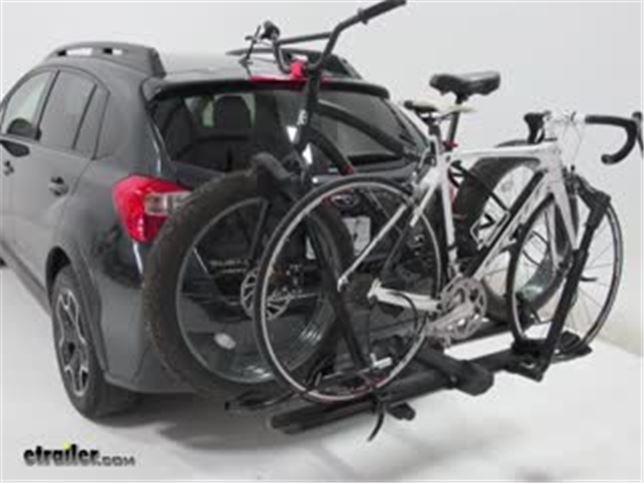 Kuat Nv 2 0 Base 2 Bike Platform Rack Review Video Etrailer Com