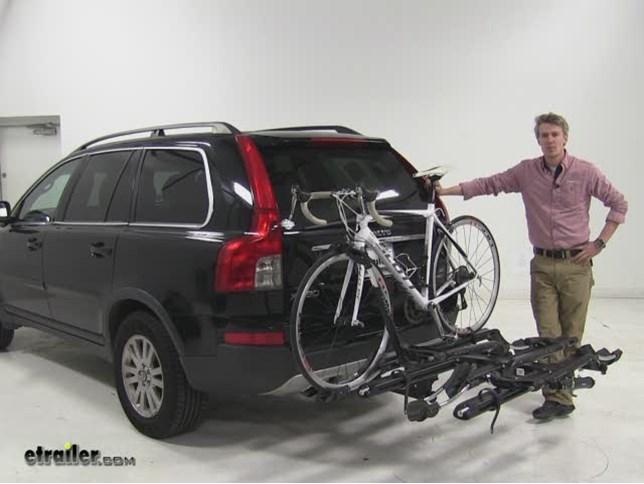 Kuat Nv Hitch Bike Racks Review 2008 Volvo Xc90 Video