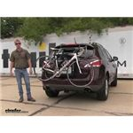 Kuat  Trunk Bike Racks Review - 2012 Nissan Murano