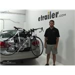Kuat  Trunk Bike Racks Review - 2014 Volkswagen Passat