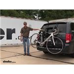 Kuat  Trunk Bike Racks Review - 2015 Dodge Grand Caravan
