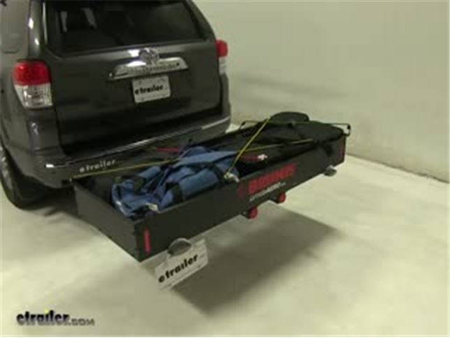 66x24 Lets Go Aero BossHog Slide-Out Cargo Carrier for 2