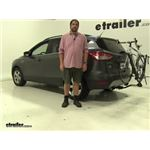Lets Go Aero  Hitch Bike Racks Review - 2015 Ford Escape