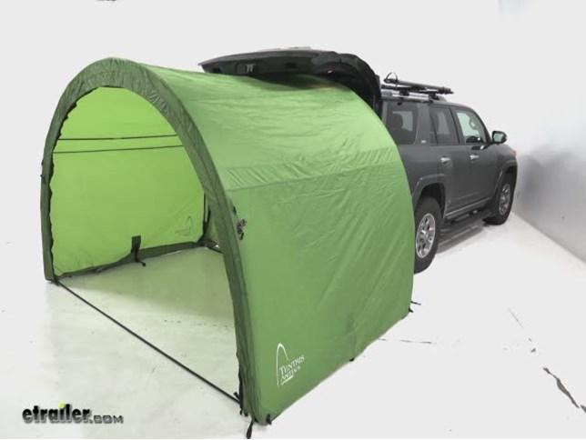 & Lets Go Aero ArcHaus Tailgate Tent Review Video | etrailer.com