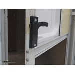 Lippert Components RV Entry Screen Door Latch Review