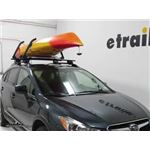 Lockrack Kayak Canoe  or 2 SUPs Watersport Carrier Review